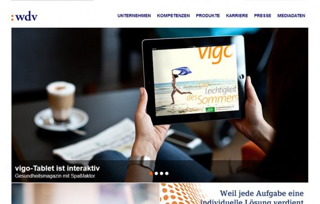 wdv Website